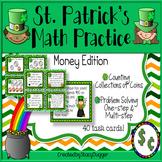 St. Patrick's Math Money Edition