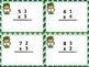 St. Patrick's Multiplication Task Cards:  No Regrouping