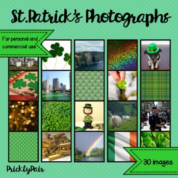 St. Patrick's Photo Backgrounds
