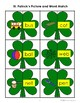 St. Patrick's Picture and Word Match