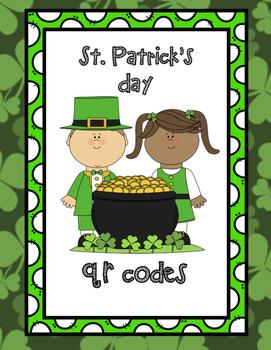 St. Patrick's QR codes