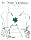 St. Patrick's Shamrock - Prayer Practice