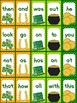St. Patrick's Sight Word Bingo