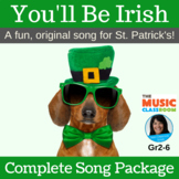 """Original St. Patrick's Day Song 