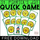 St. Patrick's Themed - Quick Game - Free Download