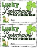 St. Patrick's Word Problem Book