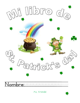 St Patrick's day in Spanish