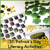 St. Patrick's day literacy games!