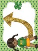 St. Patrick's day music vocalization cards