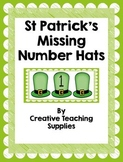 St Patrick's Day Number to 30 Activities