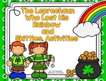 St. Patricks Day Activities and Graphing