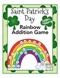St. Patrick's Addition Game for Centers