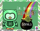 St. Patrick's Alphabet Games