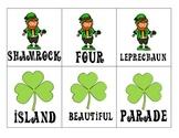 St. Patrick's Alphabetical Order