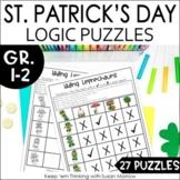 St. Patrick's Day Logic Puzzles