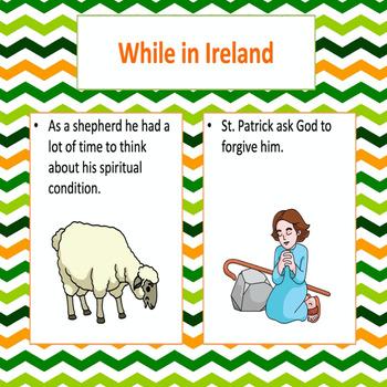 St. Patrick's Bible Lesson