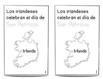 St. Patrick's Booklet