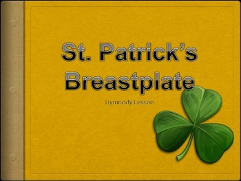 St. Patrick's Breastplate - Hymn Study