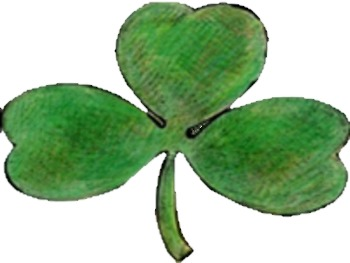 St. Patrick's Clip Art from School Chart Builder's Holiday Series
