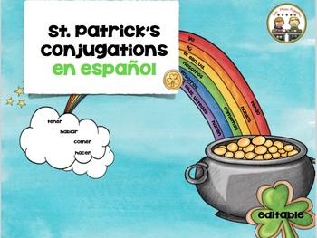 St. Patrick's Conjugations Spanish