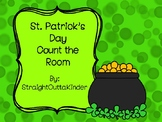St Patricks Count the Room