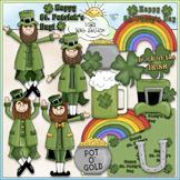 St. Patrick's Day Clip Art - St. Patrick's Clip Art - CU C