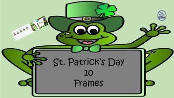 St. Patrick's Day 10 Frames