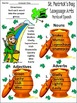 St. Patrick's Day Activities: St. Patrick's Day Language Arts