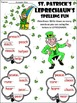 St. Patrick's Day Crafts & Games Activity Packet