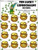 St. Patrick's Day Activities: Ten Lucky Leprechauns Activity Packet