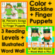 St. Patrick's Day Math and Literacy Bundle!  Save $5.00