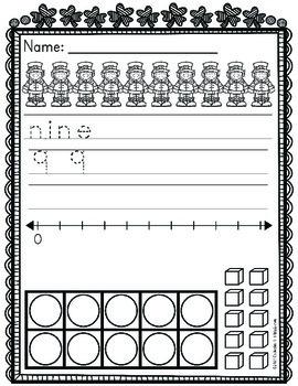 St Patricks Day Math