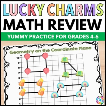 St. Patrick's Day Activities: St. Patrick's Day Math {Lucky Charms Math Project}