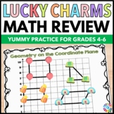 March Activities: St. Patrick's Day Math {Lucky Charms Math Project}