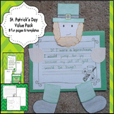 St Patrick's Day Leprechaun Craft!