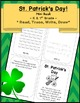 St Patrick's Day Leprechaun Craft!