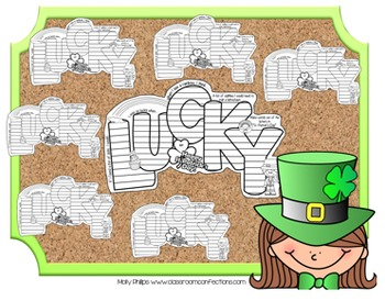 St. Patrick's Day: Writing Activity
