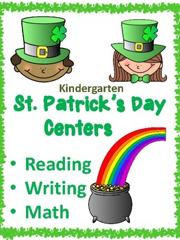 St. Patrick's Day Activities for Kindergarten