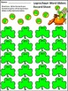 St. Patrick's Day Activities: Leprechaun Word Sliders Language Arts Activity