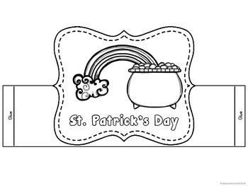 St. Patrick's Day - headbands
