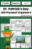 March Activities: St. Patrick's Day Activities BIG-MATS are FUN in a BIG Way!