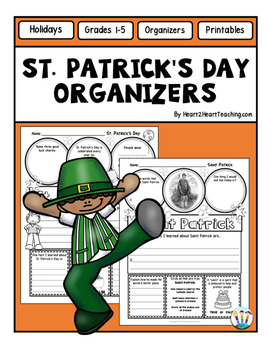 St. Patrick's Day Organizer