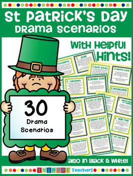 St Patrick's Day - 30 Drama Scenarios