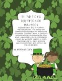 St. Patrick's Day 5th Grade Common Core Mini Book - Fractions