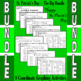 St. Patrick's Day - 8 Coordinate Graphing Activities - The Big Bundle