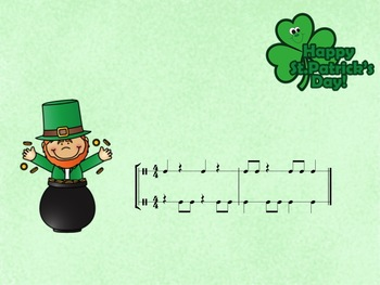 St Patrick's Day - A 2 Part Challenge featuring Ta, Ti-Ti and Z