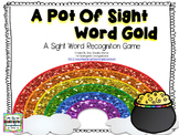 St. Patrick's Day Sight Words Game