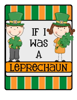 St. Patrick's Day: A differentiated writing resource for grades K-5