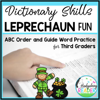 St. Patrick's Day ABC Order