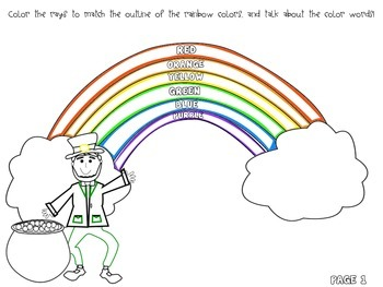 St. Patrick's Day Activities